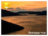 День 4 - 6 - отдых на Адриатическом побережье - Круя - Тирана - Охрид - Гирокастра - Бутринт - Саранда