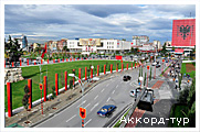 День 4 - 6 - Отдых на Адриатическом побережье - Скадарское озеро - Котор - Цетине - Ловчен - Негуши - Дубровник - Тирана - Круя