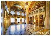 День 3 - Будапешт – Вена – Дворец Бельведер – Хевиз