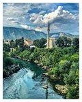 День 7 - Сплит - Мостар - Тимишоара
