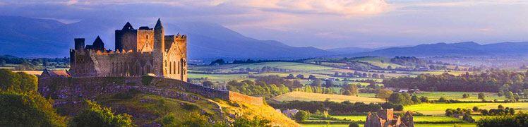 Ирландия - изумрудный остров