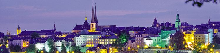 Люксембург - маленькой герцогство