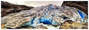 День 5 - Берген – Льодовик Нігардсбрін – Язик троля