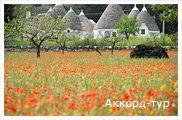 День 10 - Альберобелло - Бари - Матера - регион Апулия - регион Базиликата