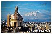 День 6 - Катания - Сиракуза - отдых на побережье Ионического моря - остров Сицилия