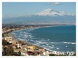 День 6 - Катания – Сиракуза – отдых на побережье Ионического моря – остров Сицилия