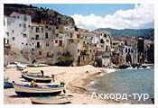 День 9 - острів Мальта - острів Сицилія - Чефалу - відпочинок на узбережжі Іонічного моря