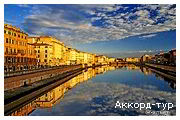 День 7 - Сан-Джиміньяно - Флоренція - дегустация вина в Италии - Монтериджоні - Галерея Уффіці - район Ольтрарно