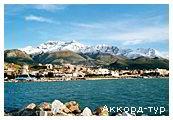 День 4 - 7 - Отдых на побережье Тирренского моря