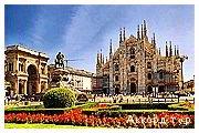 День 3 - Милан - Шопинг в Милане - озеро Комо - Бергамо - Турин
