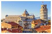 День 5 - Флоренция - Сиена - Сан-Джиминьяно - Пиза