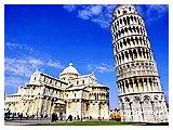 День 4 - Пиза - Сан-Джиминьяно - Сиена - Флоренция - регион Тоскана - Галерея Уффици