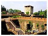 День 3 - Монтекатіні-Терме - Пістоя - регион Тоскана - Ліворно