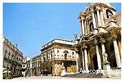 День 7 - Мессина – остров Сицилия – отдых на побережье Ионического моря – Этна – Таормина