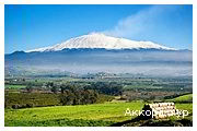 День 9 - Катанія - Сіракузи - Етна