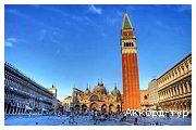 День 9 - Венеция - Острова Мурано и Бурано - Дворец дожей - Венецианская Лагуна