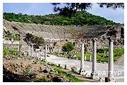 День 9 - Кушадаси - Ефес - Пергам - Чанаккале