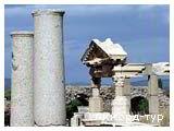 День 4 - 10 - Дальян - Дидим - Измир - Милет - Отдых на Эгейском побережье. - Памуккале - Приена - Стамбул - Троя - Эфес - Кушадасы