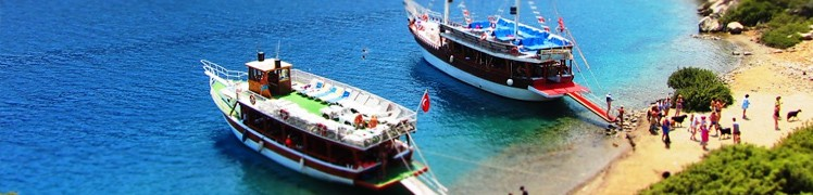 Турция - кораблики Мармарис