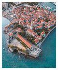 День 3 - Отдых на Адриатическом море Черногории - Будва