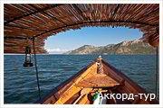 День 4 - Отдых на Адриатическом море Черногории – Ловчен – Негуши – Цетине – Скадарское озеро
