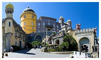 День 8 - Лиссабон - Синтра