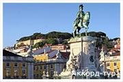 День 9 - Лиссабон - шоу Фаду - дворец Ажуда