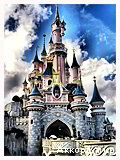 День 5 - Монмартр – Париж – Диснейленд – Руан – Онфлер – Нормандия