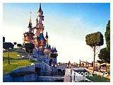 День 4 - Діснейленд - Нормандия - Париж - Лувр - Версаль