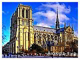 День 3 - Монмартр - Мулен Руж - Париж - Эйфелева башня - Фрагонар