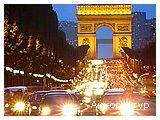 День 4 - Брюссель - Париж - Лувр - река Сена