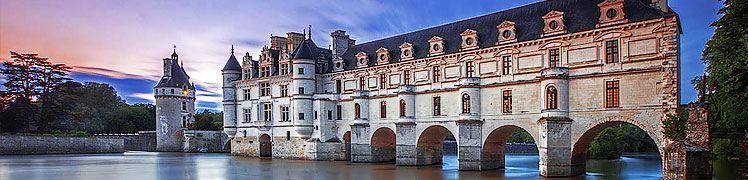 Франція, замок Шенонсо