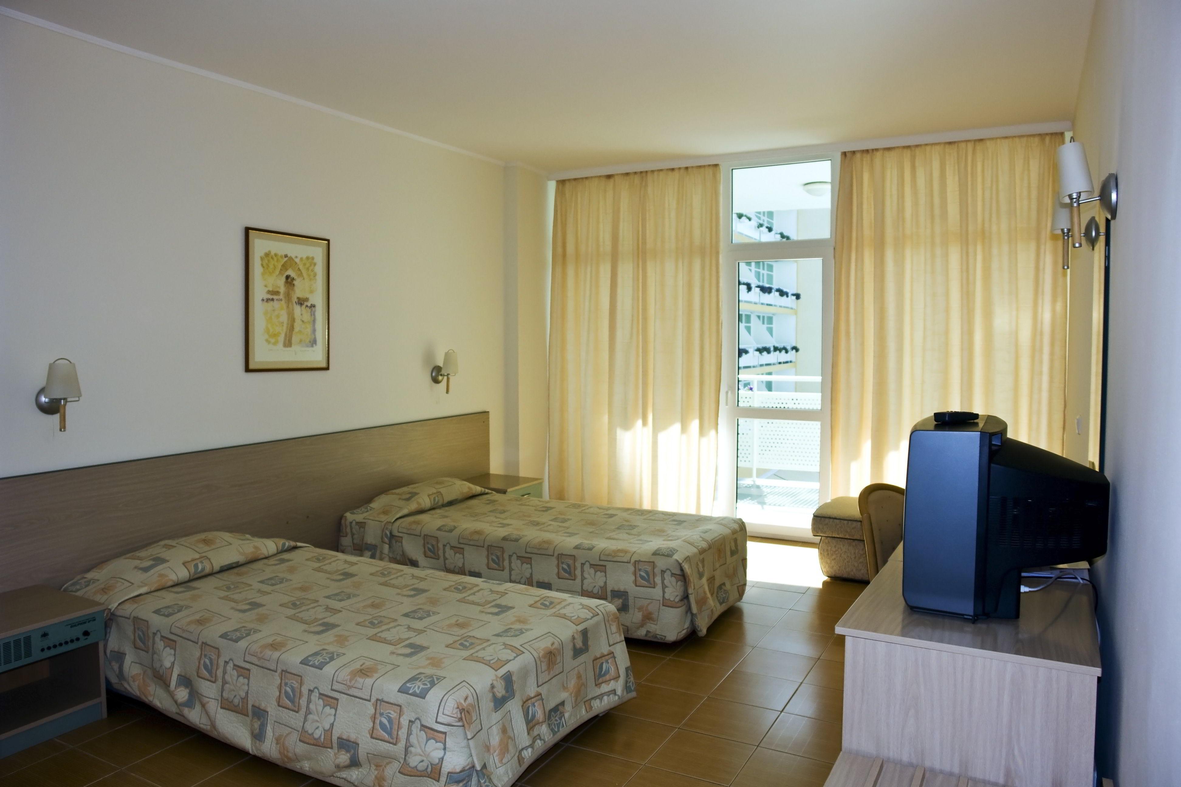 Отель оазис болгария солнечный берег