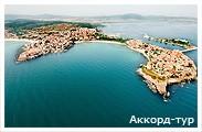 День 3 - Отдых на Черноморском побережье. - Поморье - Созопол