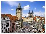 День 2 - Прага – Замок Чешски Штернберг