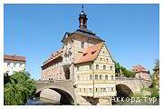 День 2 - Саксонская Швейцария – Бамберг