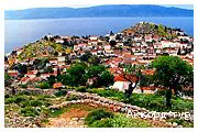 День 9 - гідра - Егіна - Порос - Відпочинок на узбережжі Іонічного моря (Греція)