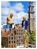 День 4 - Брюссель - Гаага - Делфт - Кёкенхоф - Амстердам