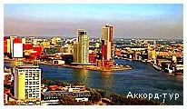 День 4 - Гаага - Делфт - Кёкенхоф - Роттердам - Утрехт