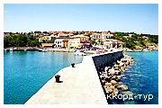 День 4 - 6 - Отдых на Адриатическом море Хорватии...