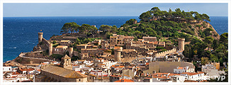 День 6 - Отдых на море Испании - Тосса-де-Мар - Кадакес - Андорра