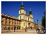 День 1 - Львів - Варшава