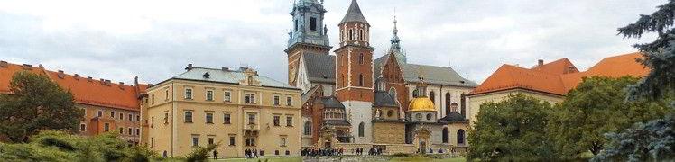 Польша - Краков, замок Вавель
