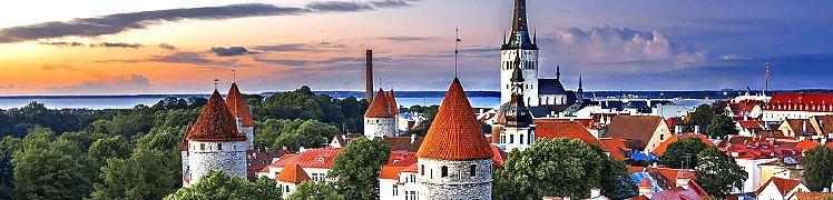 Естонія - Таллін