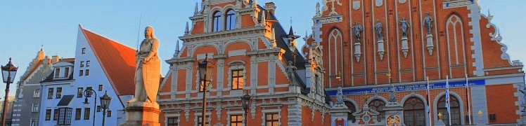 Рига - столиця Латвії