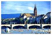 День 5 - Базель - Берн - Интерлакен