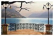 День 8 - озеро Комо - Лугано