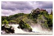 День 3 - Вадуц - Люцерн - Рейнский водопад - Цюрих
