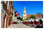 День 4 - Братислава - Вена