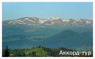 День 2 - Свидовец – Яблунецкий перевал – гора Близниця